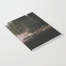 In the Fog - Landscape Photography Notebook