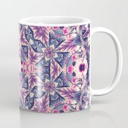 mandala 4 purple #mandala Coffee Mug