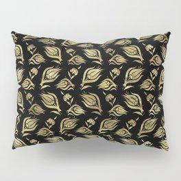 Turkish tulip - Ottoman tile pattern 3 Pillow Sham