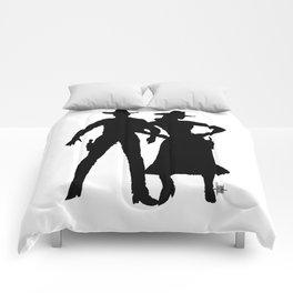 Stockyards Couple Comforters