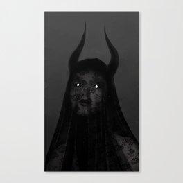 Spectre Eyes Canvas Print