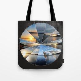 A Day's Progression Tote Bag