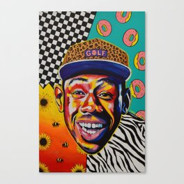 Tyler The Creator Canvas Print