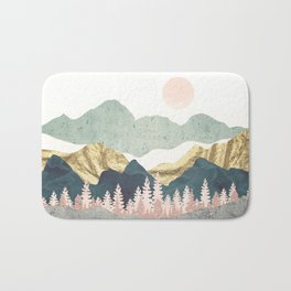 Summer Vista Bath Mat