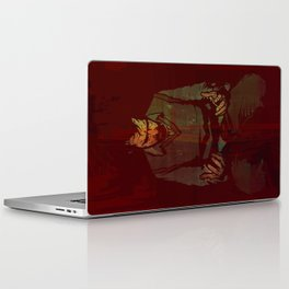 Out Of Range Laptop & iPad Skin