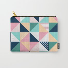 Braided tape Carry-All Pouch