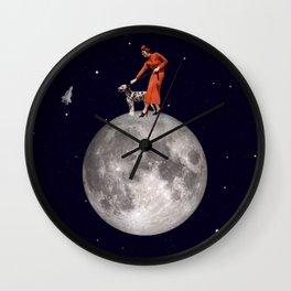 Walking the Dog // The Rocket Wall Clock