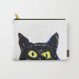 Devil eyes Carry-All Pouch