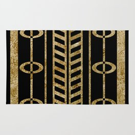Art deco design II Rug