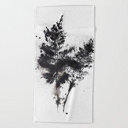 Nature touch Beach Towel