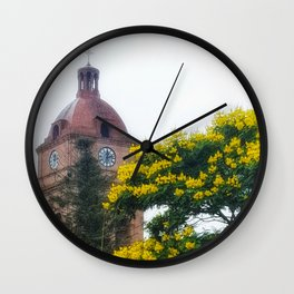 The Cathedral Wall Clock