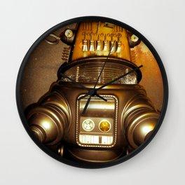 """""""Lost In Retro"""" Wall Clock"""