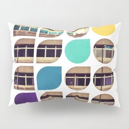 Cold Comfort Collage — Frontline Pillow Sham