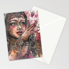 Goddess Lakshmi Stationery Cards