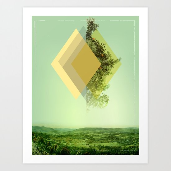 Founder Art Print