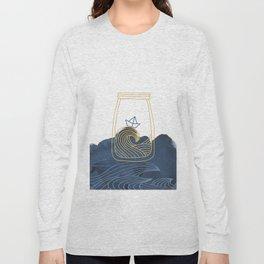 Bottled Sea Long Sleeve T-shirt