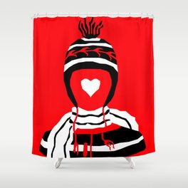About a Boy Shower Curtain