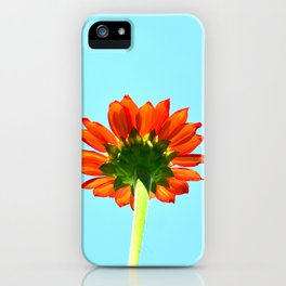 Bloom From Below iPhone Case