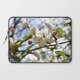 Crabapple FLowers 06 Laptop Sleeve