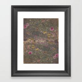 Corpus Framed Art Print