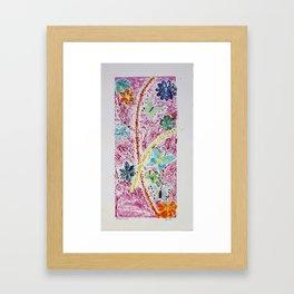 Bitterfly Framed Art Print
