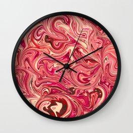Extreme Liquid 004 Wall Clock