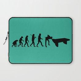 Evolution snooker Laptop Sleeve
