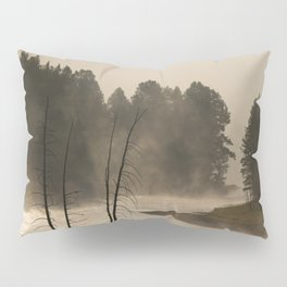 Bend in the River Pillow Sham