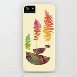 arboles locos iPhone Case