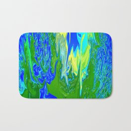 Here comes the waters.... Bath Mat