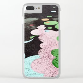 Spotted View Clear iPhone Case