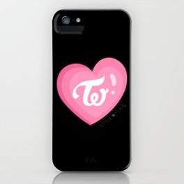 Twice what is love iPhone Case