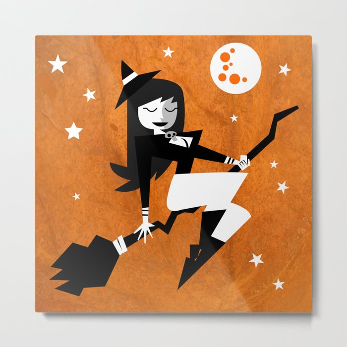Bewitched! Metal Print