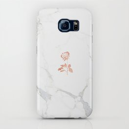 Forever Petal (White Rose) iPhone Case