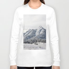 Frosty Flatirons Long Sleeve T-shirt