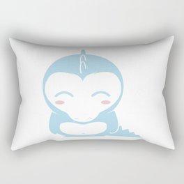 IL DINO BLU &company Rectangular Pillow