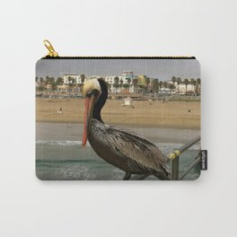Are You a Pelican  Or a Pelican't? Carry-All Pouch