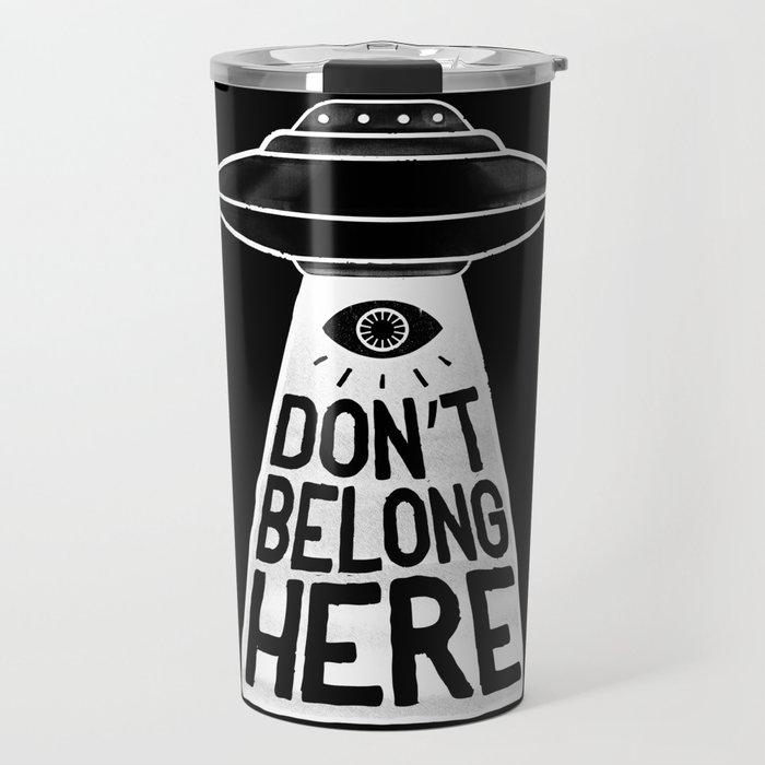 Beam Me Up Travel Mug