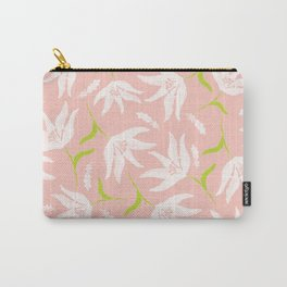 lightpinkflower Carry-All Pouch