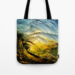 Sunset Barrel ~ Newport Beach Tote Bag