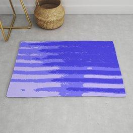 Sink Splatter (Blue Blue) Rug