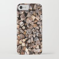 pocket fuel iPhone & iPod Cases featuring WOODEN FUEL by Connor Merrick