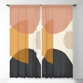 Minimalist Abstract 34 Blackout Curtain