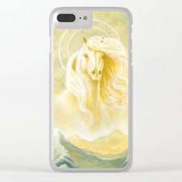 MountainSinger Clear iPhone Case