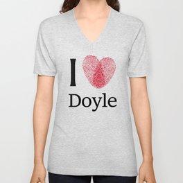 iDoyle Unisex V-Neck