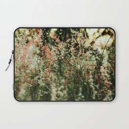 Flowers in the sun Laptop Sleeve
