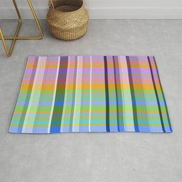 Stripes Multi Colors - Lumi Plaid Rug
