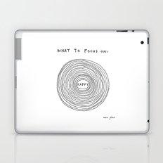 What to focus on Laptop & iPad Skin
