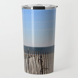 Beach Closed Travel Mug