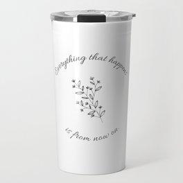 Re: Stacks Travel Mug